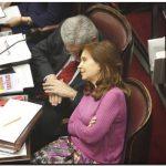 El Senado aprobó allanamientos a Cristina