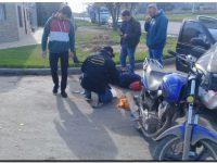 "POLICIALES: Detuvieron a ""dealer"" motorizado que vendía cocaína"