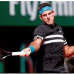 DEPORTES: Del Potro sacó boleto a tercera ronda en Roland Garros