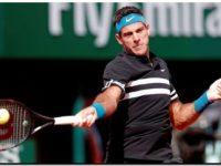 TENIS: Sin jugar, Del Potro subió un lugar en la elite de la ATP