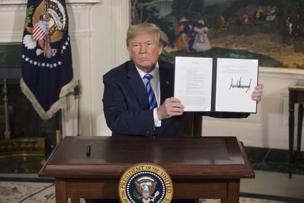 EL MUNDO: Trump quiere abolir la ciudadanía para los hijos de inmigrantes nacidos en EEUU