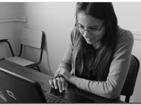 EDUCACIÓN: Primera becaria CIC de UNICEN Quequén