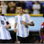 MUNDIAL 2018: Argentina, con triplete de Messi, goleó a Haití en la despedida