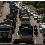 BRASIL: Rutas bloqueadas, ciudades en colapso