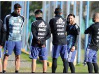 MUNDIAL 2018: Sampaoli paró un equipo con arquero juvenil
