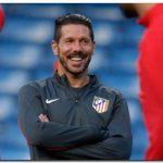 FÚTBOL: Comité Apelación de UEFA mantiene cuatro partidos de sanción a Simeone