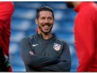 FÚTBOL: Simeone: «Luis Suárez nos dará mucho poder ofensivo»
