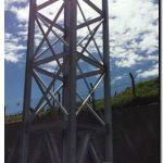 PUERTO QUEQUÉN: Finalizó la obra de construcción y montaje de la torre de Baliza