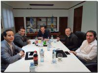López gestiona tomógrafo para el hospital y es inminente llegada del SAME