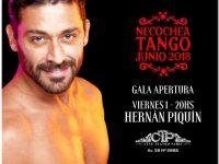 NECOCHEA: Con Hernán Piquín, arrancó la Ruta del Tango