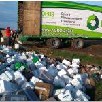 El municipio trabaja en la debida disposición final de envases agroquímicos