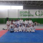 Excelente actuación de Karatecas Locales en Mar de Ajó