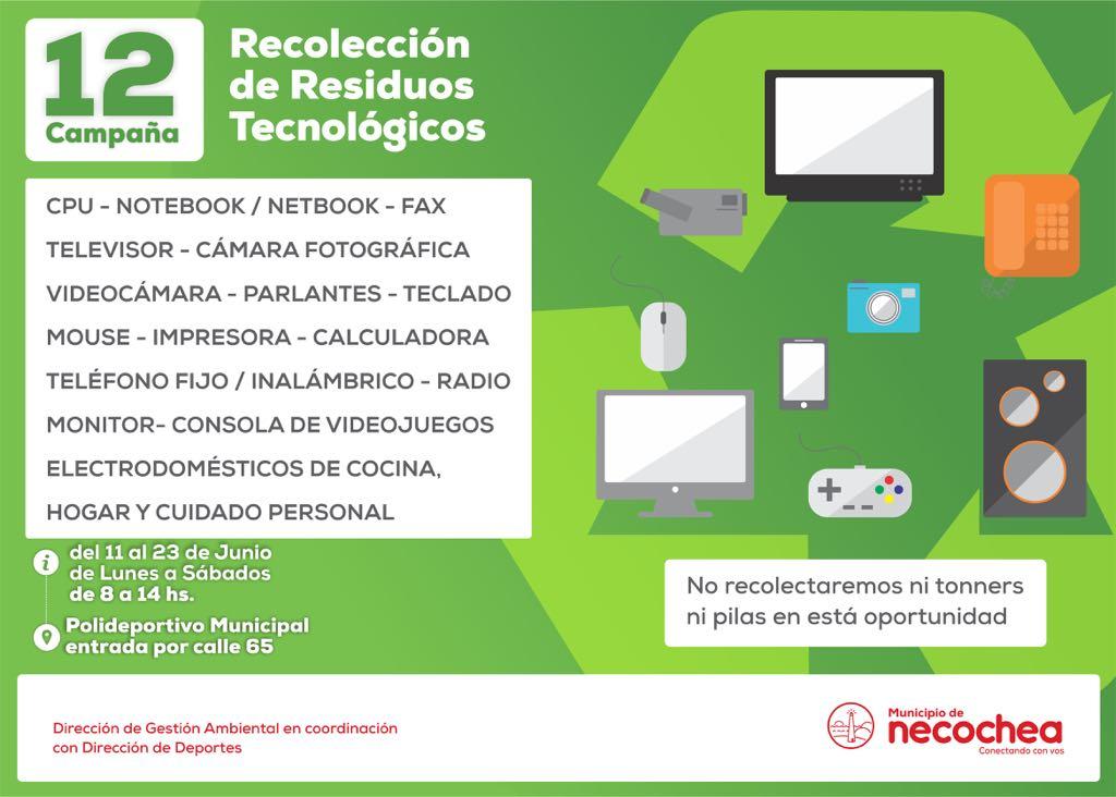 Recolección de Residuos Tecnológicos