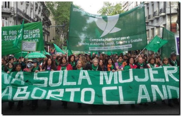 ABORTO LEGAL: Se debate el martes