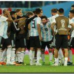 Argentina se metió en octavos del Mundial, al vencer a Nigeria