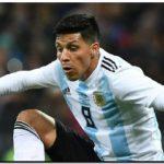 MUNDIAL 2018: Enzo Pérez reemplazará a Lanzini en la Selección