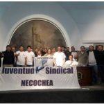 POLÍTICA: La Juventud Sindical Necochea fue presentada oficialmente en Capital Federal