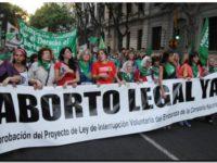 ABORTO: El nuevo proyecto será presentado el 28 de mayo en Diputados