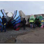 PUERTO QUEQUÉN: Plan de mantenimiento intensivo de los espacios públicos portuarios