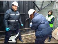 Gestión Ambiental acompañó inspección en industrias del Distrito