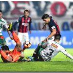 San Lorenzo ganaba pero se durmió y perdió con Temuco