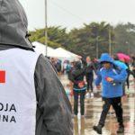 Exitoso Operativo de la Cruz Roja Argentina en el evento Actitud Solidaria