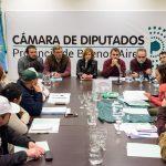 Encuentro por una agenda legislativa para la agricultura familiar en diputados de Buenos Aires