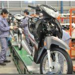 Suspenden a 75 empleados de una empresa de ensamblado de motos Zanella en Batán