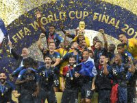 Francia grita bicampeón