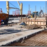 Avanza la modernización del sistema de pesaje de transporte de carga en Puerto Quequén