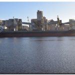 Puerto Quequén multiplica sus cargas