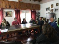 Instalación de Puntos Verdes en las Escolleras de Puerto Quequén