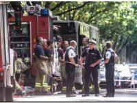 Nueve heridos dejó un ataque a un micro en el norte de Alemania