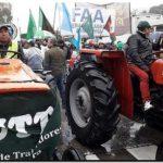 Tractorazo de productores en reclamo de mejoras para el campo