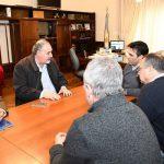 López firmó convenio con la UNMdP para que alumnos de Medicina hagan prácticas en el Distrito