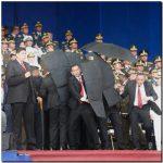 El presidente de Venezuela salió ileso de un atentado
