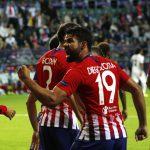 El Atlético del «Cholo» Simeone goleó al Real Madrid y ganó la Supercopa europea