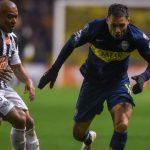 Boca goleó a Libertad en Asunción y se metió en 4tos. de Libertadores