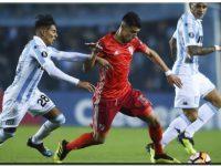 Por los octavos de la Libertadores Racing y River 0 a 0