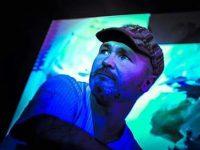 Muestra de artista local en homenaje a Fidel Castro