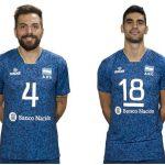 Cavanna y Ramos jugarán el mundial y Zerba y Arreche la copa panamericana