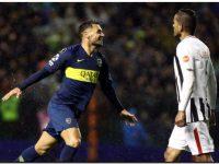 Libertadores: Boca le ganó 2-0 a Libertad