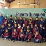 """Puerto Quequén recibió alumnos de la Escuela """"Altamira"""" en sus instalaciones"""