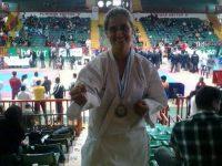 Nuevo podio nacional para Rosa Parson