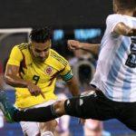 Argentina y Colombia empataron en Estados Unidos