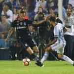 Atlético Tucumán cayó ante Gremio en el choque de ida