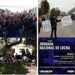 Sexta semana de paro de CONADU Histórica