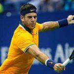 Juan Martín Del Potro pasó a los cuartos de final del US Open