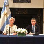 ECONOMÍA: El FMI amplió a U$S 57.100 el financiamiento