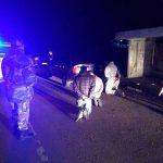 Dos tresarroyenses detenidos con cocaína